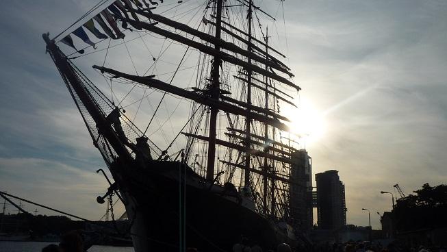 Statki i żaglowce w Gdyni atrakcje dla dzieci