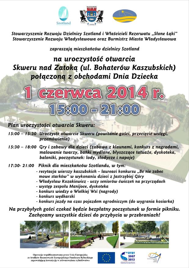 Dzień Dziecka Władysławowo 2014