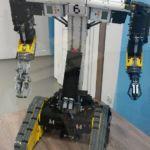 Robot powtarzający Twoje ruchy?A to wszystko z klocków Lego