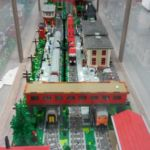 Meeega długa makieta kolejowa! Wystawa budowli z klocków Swarzewo 2014