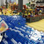 Surfing na Bałtyku z klocków Lego? Wystawa Morze Klocków Swarzewo 2014