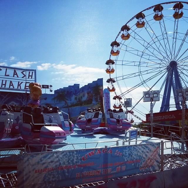 Lunapark Władysławowo ceny godziny otwarcia opinie