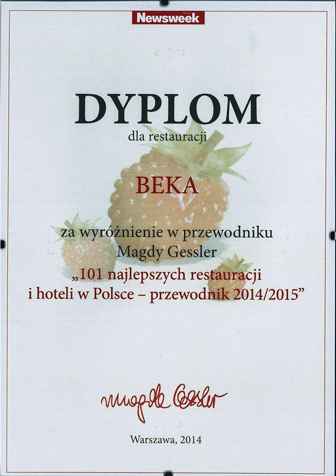 Najlepsze restauracje w Polsce Magda Gessler