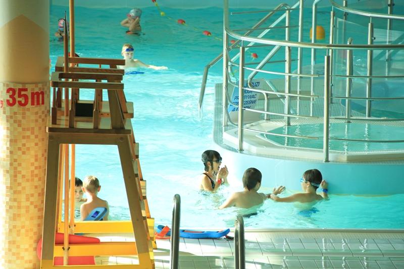 park wodny Kołobrzeg ceny opinie Aquapark