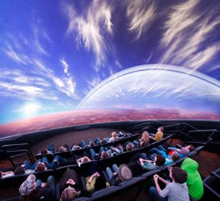 planetarium Międzyzdroje seanse