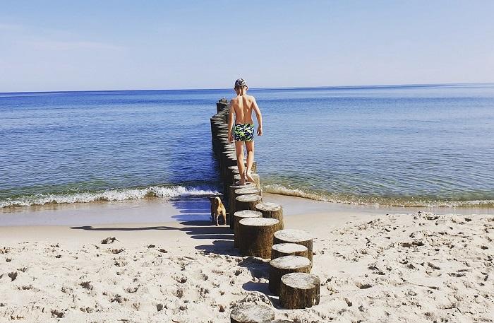 wakacje w czerwcu nad morzem wczasy oferty pensjonaty