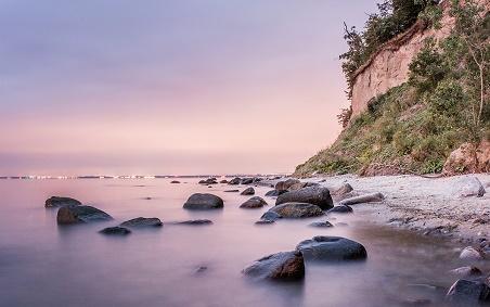 krajobraz  Bałtyk www.czasnadmorze.pl  957-Klif-w-Orłowie-Gdynia-plaża-atrakcje-1