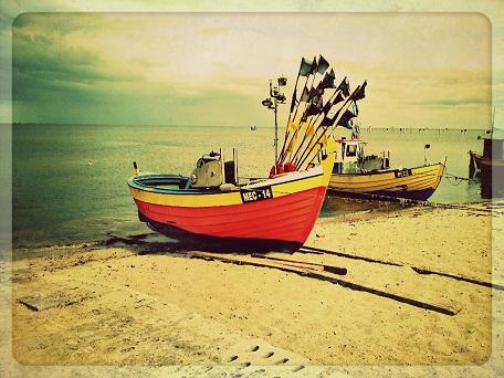 mechelinki gdzie spokojnie nad morzem Bałtyk kameralne miejscowości