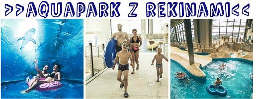 aquapark reda park wodny atrakcje dla dzieci