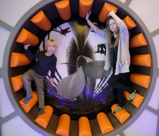 Wydział Zabaw ECS Gdańsk atrakcje dla dzieci