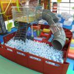 Plac zabaw atrakcje nad morzem Gdańsk ECS
