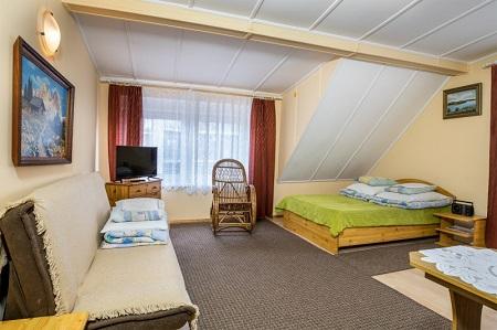 pokoje gościnne Jastrzębia Góra tanie noclegi