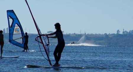 chalupy atrakcje co zobaczyc windsurfing