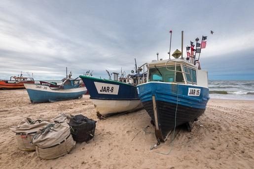 Jarosławiec plaża atrakcje
