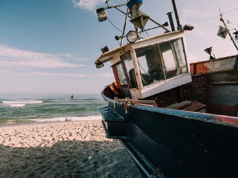mielno atrakcje co zwiedzić plaża