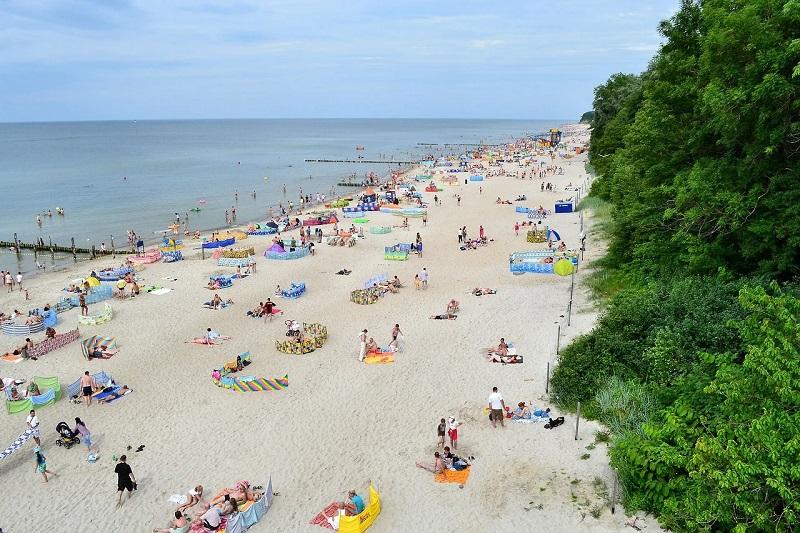 plaża rewal atrakcje co zobaczyc