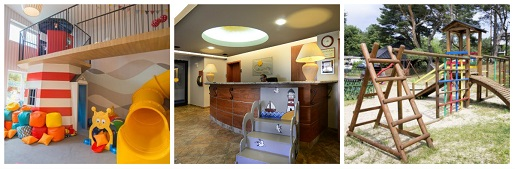 hotel jastrzebia góra la siesta najlepsze hotele nadmorskie
