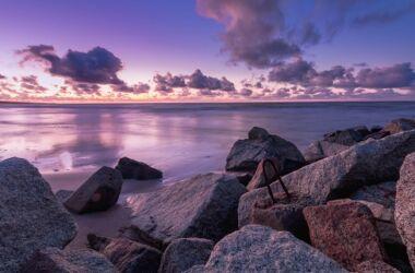 najmniejsze miejscowosci nad morzem atrakcje plaże rodzinne