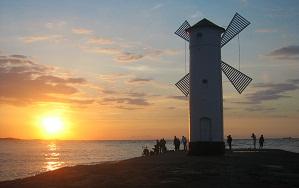 Świnoujście Wczasy nad morzem 2010
