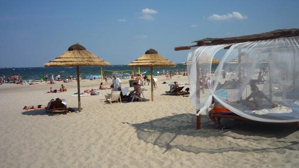 Tak! To jest plaża nad Bałtykiem!Kolejny powód by na wakacje przyjechać właśnie tu